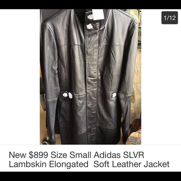 51b5cb59851 ADIDAS SLVR Jackets   Coats